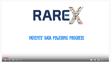 Patients' Data Powering Progress Video